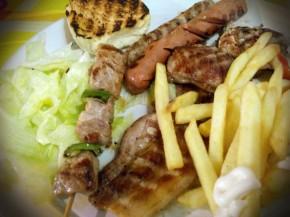 grigliata di carne da tommaso de palo
