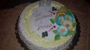 torta 38 anni di Tommaso