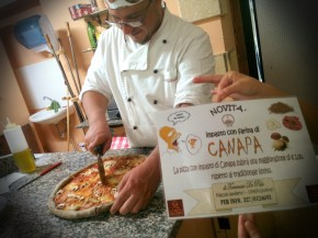 pizza canapa