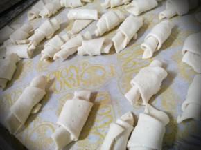 Cornetti Prosciutto e Mozzarella