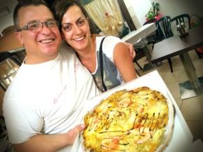 tommaso de palo amici della pizza
