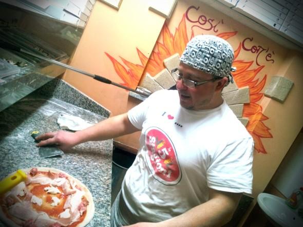 tommaso de palo - pizza breakfast - pizzeria così com'è - cerfignano le