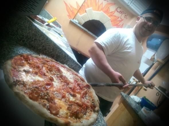 Tommaso De Palo - Così Com'è - Cerfignano, Pizzeria con impasti alternativi